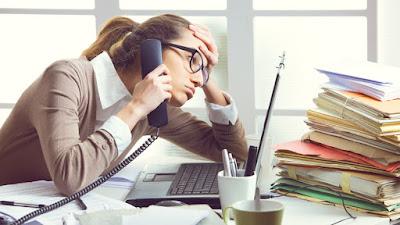 Stres merupakan salah satu serpihan dari hidup yang tidak dipisahkan dalam kehidupan kita s Tips Mengatasi Stres Dalam Rutinitas Pekerjaan