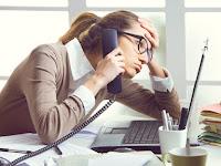 Tips Mengatasi Stres Dalam Rutinitas Pekerjaan
