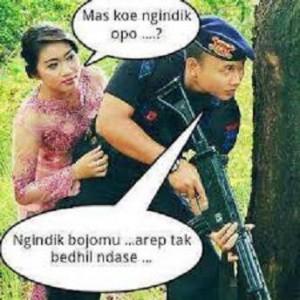 DP BBM Lucu bahasa Jawa 6