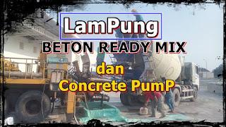 Harga Ready Mix Di Lampung