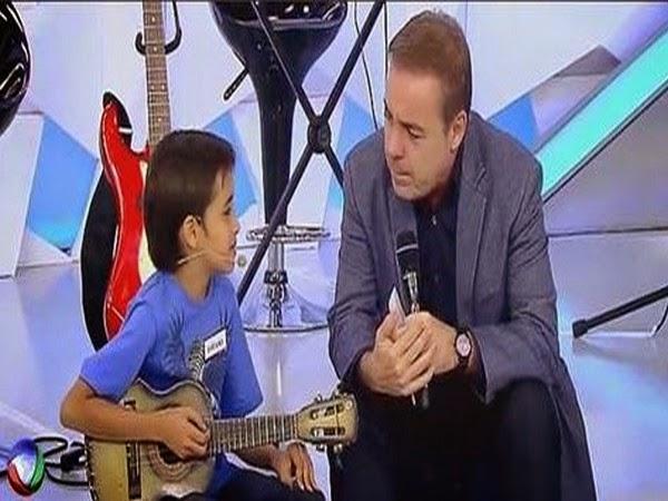 Estevão, cantor e tocador