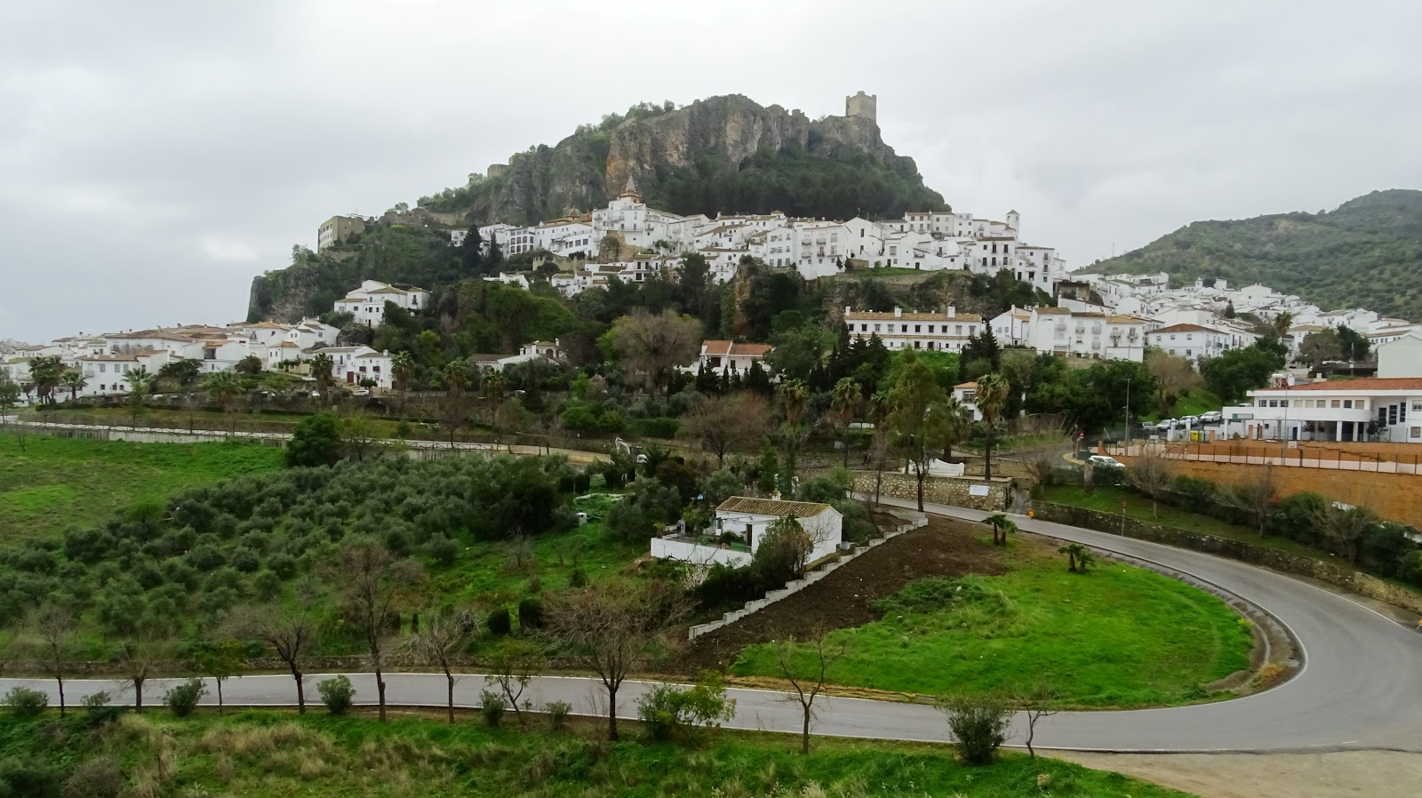 Travel With Kevin And Ruth The White Towns Of Andalusia