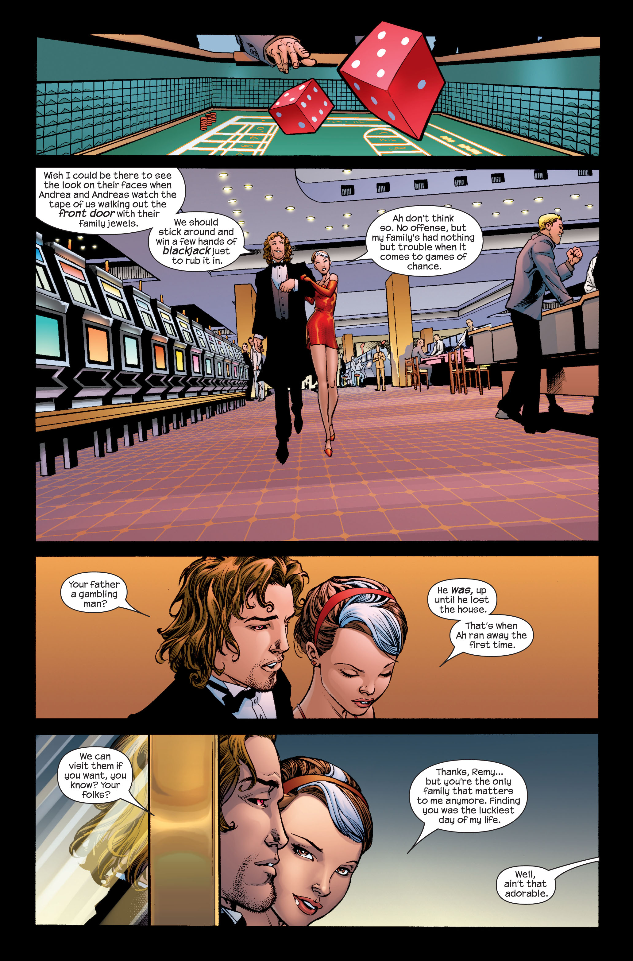Read online Ultimate X-Men comic -  Issue # _Annual 1 - 11