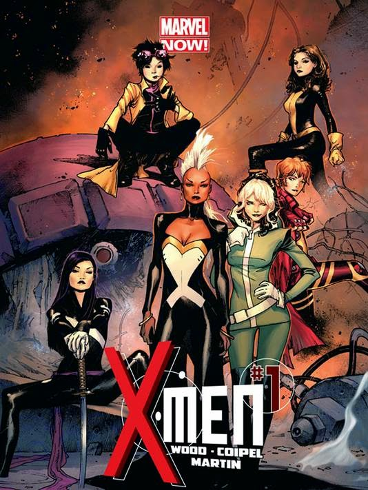 Review HQ: X-Men