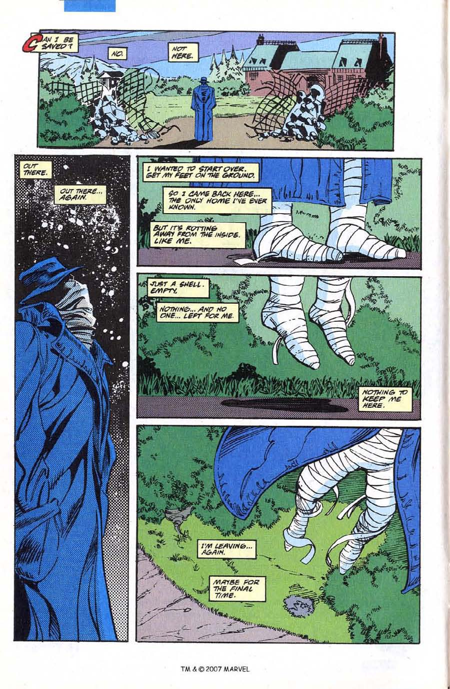 Read online Silver Surfer (1987) comic -  Issue #74 - 8