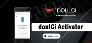 تحميل برنامج doulci activator
