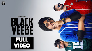 Black Veere – Zaildar – Vadda Grewal Video HD Download