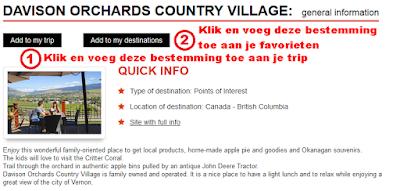 De bestemming 'Davison Orchards Country Village' toevoegen aan je trip of aan je lijst met favorieten
