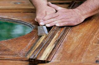 Reparación de muebles antiguos