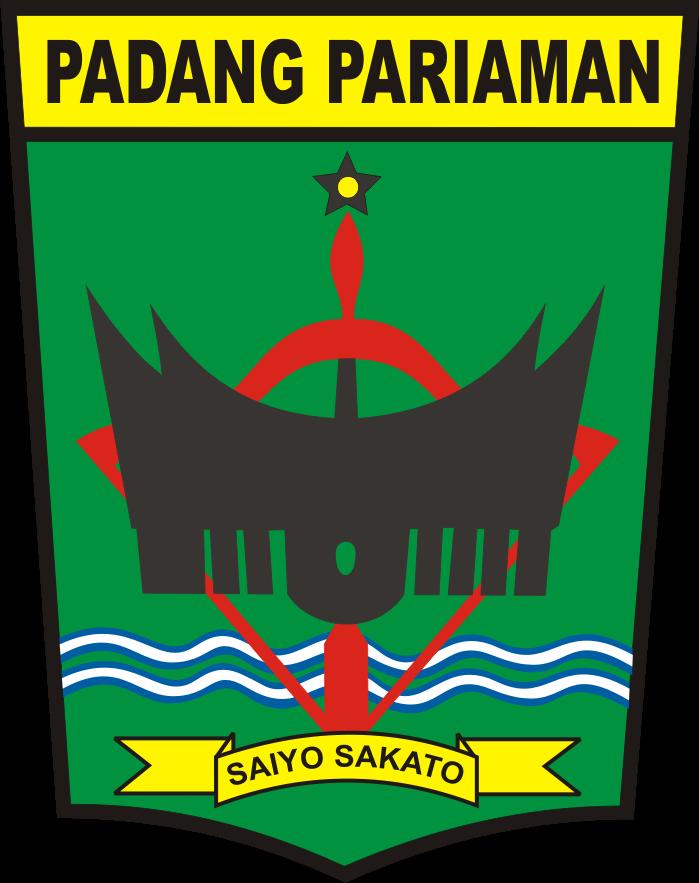 logo kabupaten padang pariaman kumpulan logo lambang