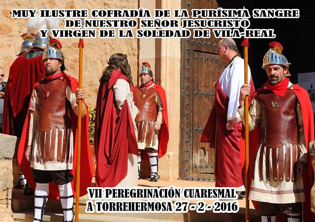 VII Peregrinación cuaresmal a Torrehermosa