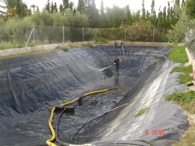 limpiezas agua a presión alicante