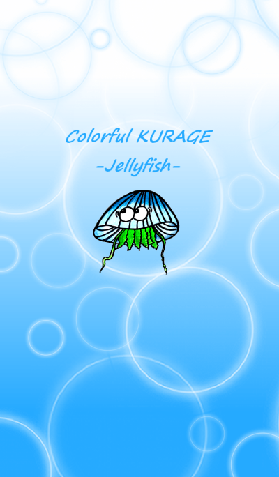 Colorful KURAGE -Jellyfish-