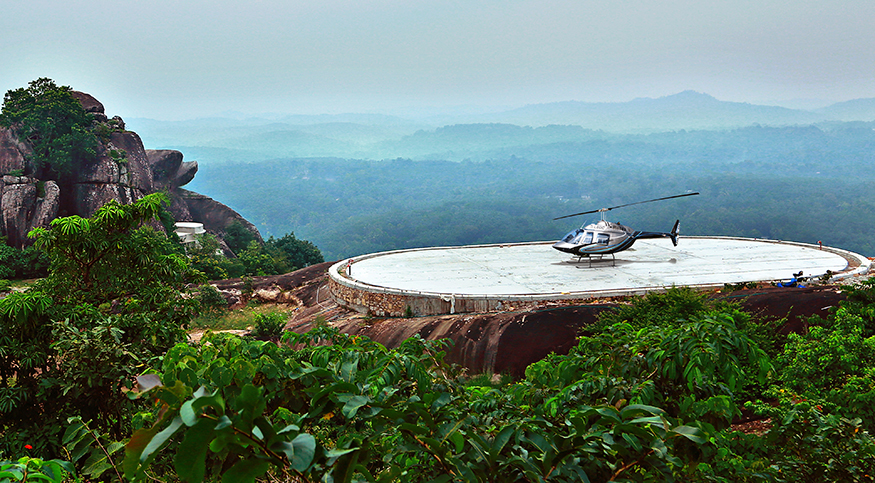 kmhouseindia: Jatayu Earth's Center: Kerala's Much Awaited ...