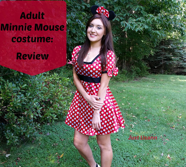 Cute Adult Minnie mouse Costume