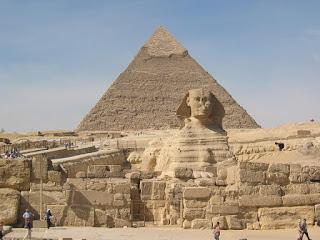 Πως κατασκευάστηκαν οι πυραμίδες