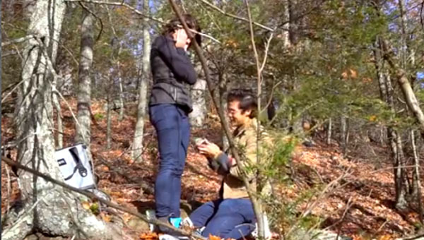 Anne Curtis and Erwan Heussaff are engaged too