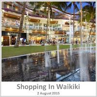 Sydney Fashion Hunter - Shopping In Waikiki