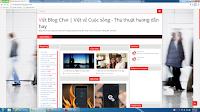 Share Template Blogspot chuẩn seo load nhanh mình đang dùng