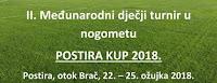 2. Međunarodni dječji turnir u nogometu POSTIRA KUP 2018 - Postira slike otok Brač Online