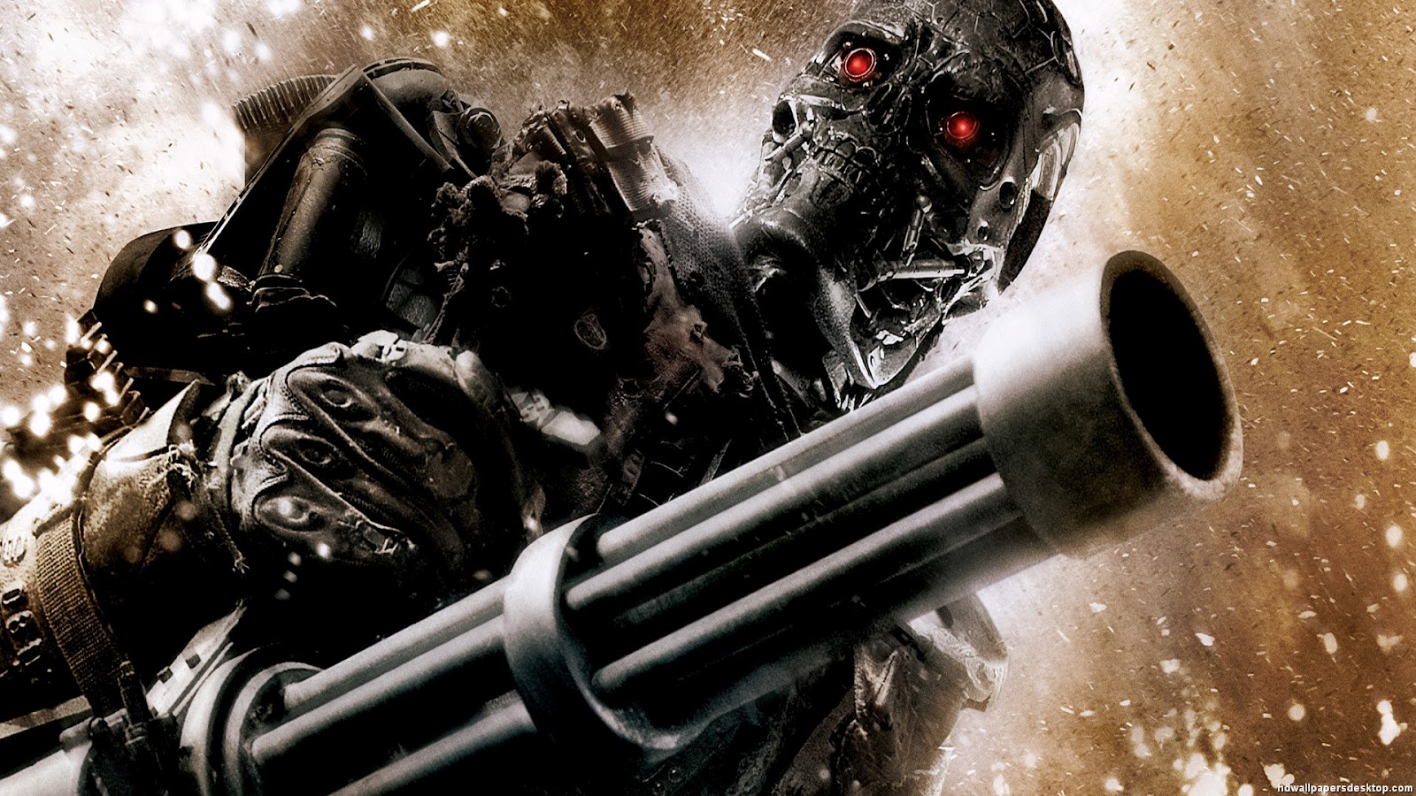terminator salvation wallpaper hd - photo #4