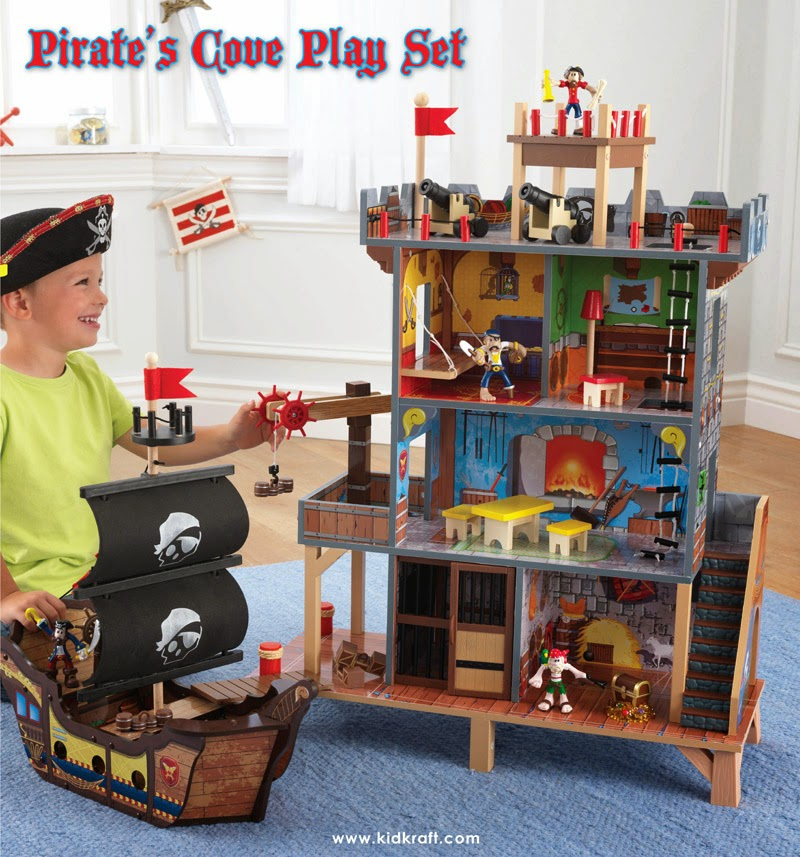 Kidkraft Toys Amp Furniture Coming Soon Pirate S Cove Play