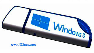 How to make windows 8 bootable usb