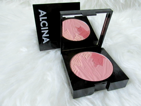 ALCINA Brilliant Blush 010 Tripple Rose - 9g - 17.95 Euro