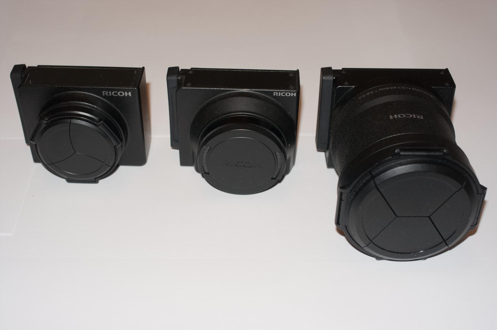 Driver for Ricoh GXR (GR LENS A12 28mm/ GR LENS A12 50mm/ RICOH LENS S10/ RICOH LENS P10) Camera