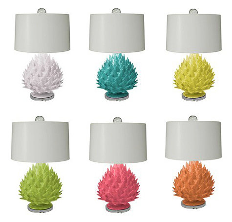 Eye For Design: Decorating With Artichoke Decor