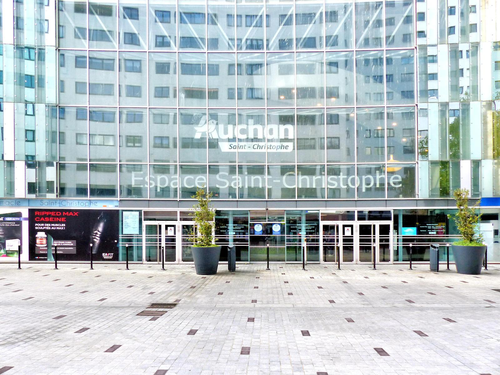 Tourcoing Centre - Entrée Auchan City Fraternité
