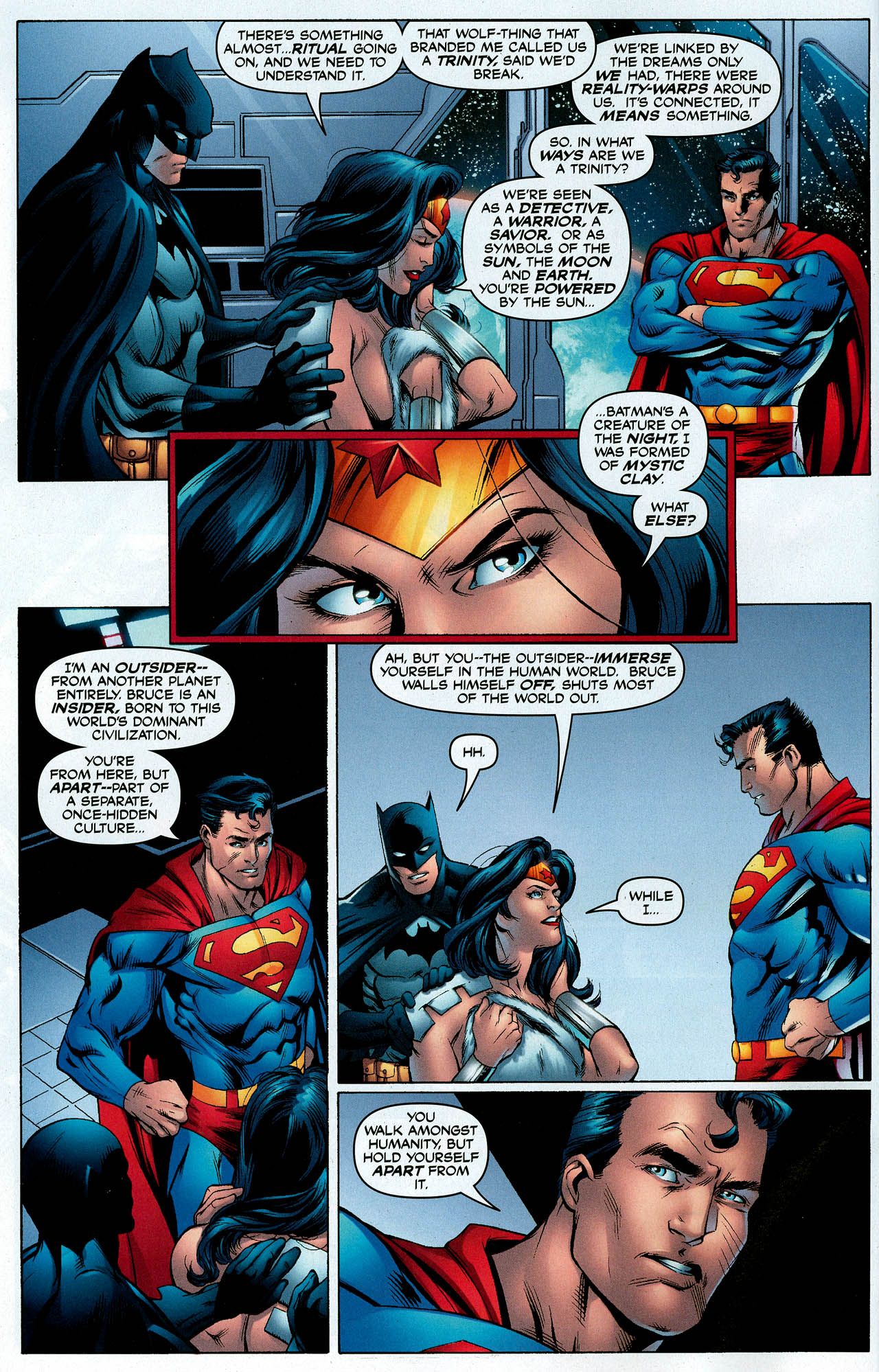 Read online Trinity (2008) comic -  Issue #6 - 7