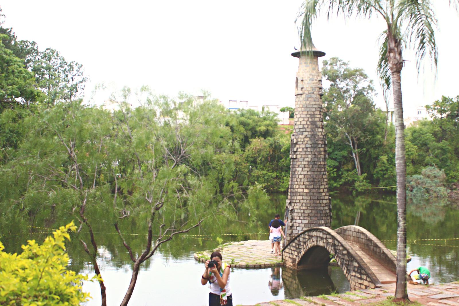 lago parque atibaia