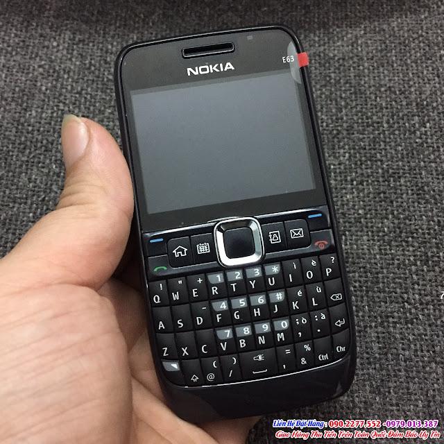 www.123nhanh.com: Bán điện thoại bàn phím nokia e63 dễ dùng giả rẻ ^*$.