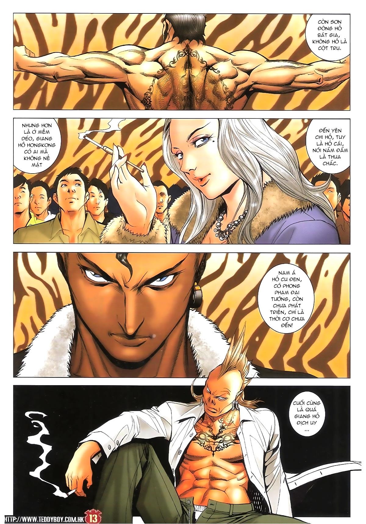 Người Trong Giang Hồ - Chapter 1595: Hắc Đạo Minh Tinh - Pic 10