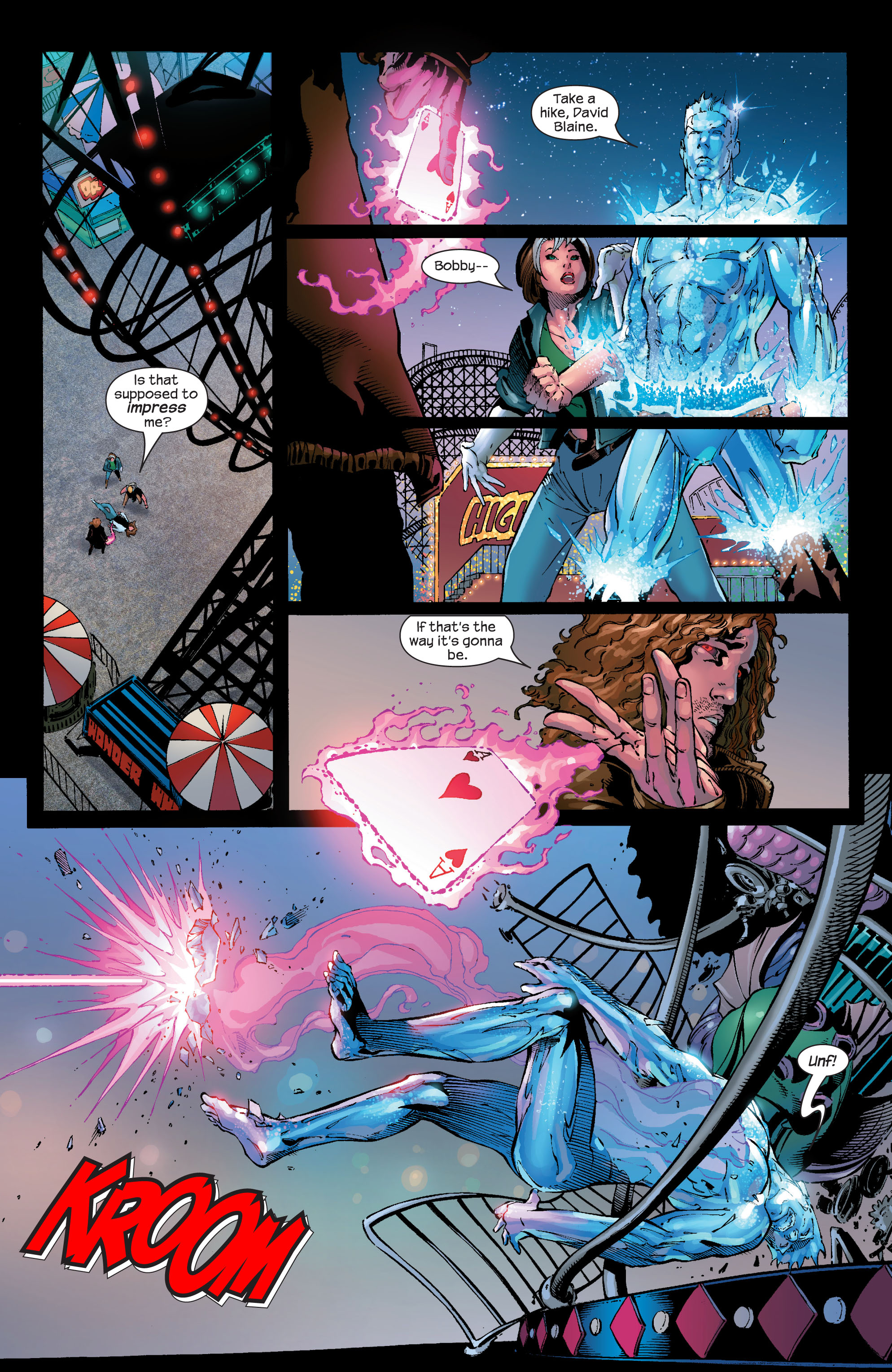 Read online Ultimate X-Men comic -  Issue #50 - 17