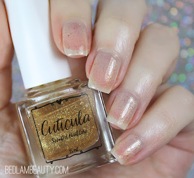 Cuticula Wonderstruck top coat