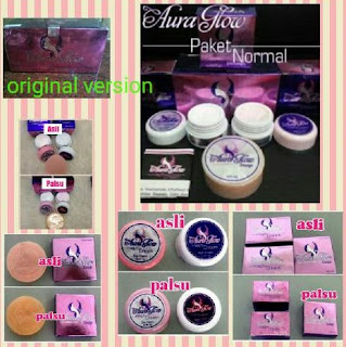 Aura Glow Cream BPOM Paket Normal