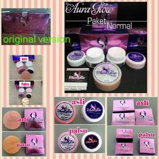 Aura Glow Cream BPOM Paket Normal