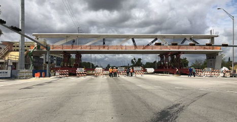 BREAKING NEWS: Engineer on Florida bridge project called state TWO DAYS before deadly collapse to report crack - but they never picked up the voicemail