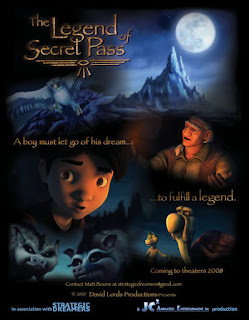 The Legend of Secret Pass (2019)