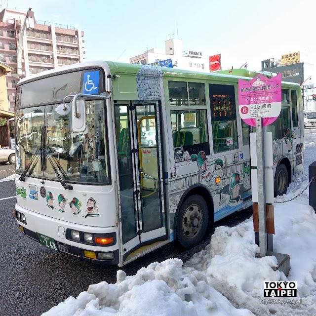 【新潟市觀光循環巴士】用¥500一日乘車券 逛遍新潟市景點