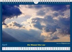 Kalenderblatt April...