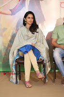 Actress Rakul Preet Singh Stills in Blue Salwar Kameez at Rarandi Veduka Chudam Press Meet  0001.JPG