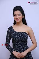 Telugu Actress Richa Panai Stills in One Shoulder Floral Long Dress at Rakshaka Bhatudu Movie Interview  0136.JPG
