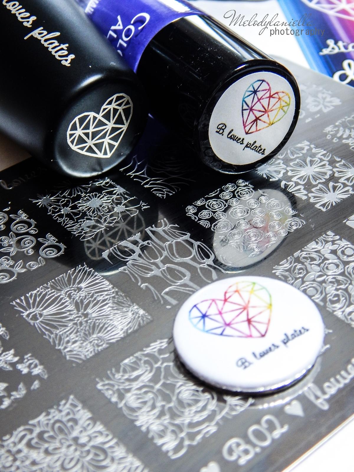 _6 nagłówek stemplowanie paznokci jak stemplować paznokcie produkty płytki lakiery do stemplowania b loves plates