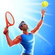 تحميل لعبة tennis clash مهكرة اخر اصدار