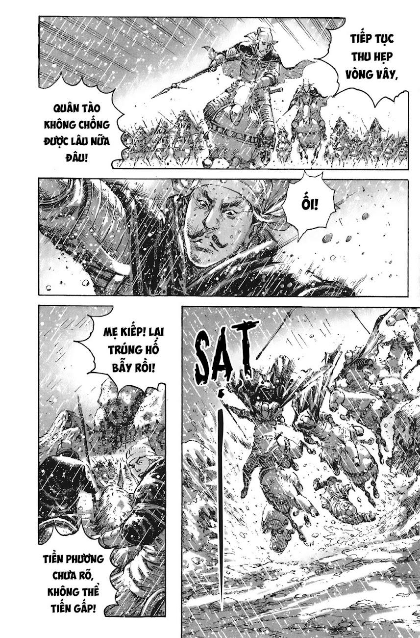 Hỏa phụng liêu nguyên Chương 438: Một câu thực lòng [Remake] trang 16