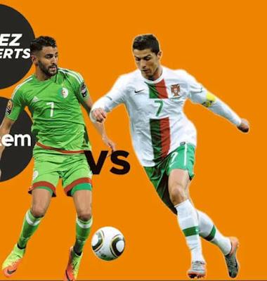 النقل المباشر : الجزائر ↔ البرتغال