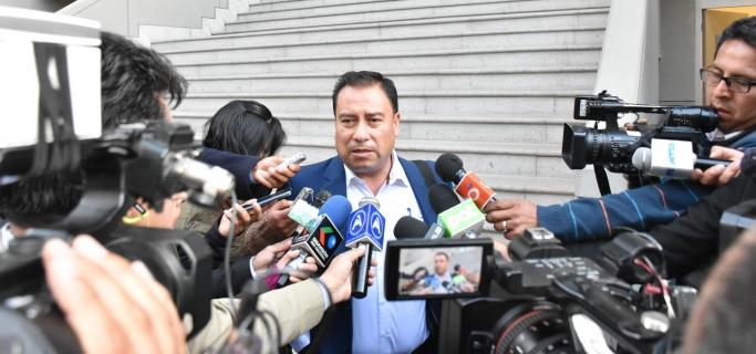 Ministro es optimista en dar solución al conflicto médico esta semana / ABI